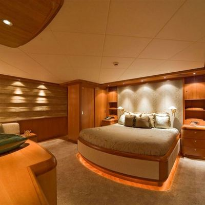 Solaia Yacht Master Stateroom