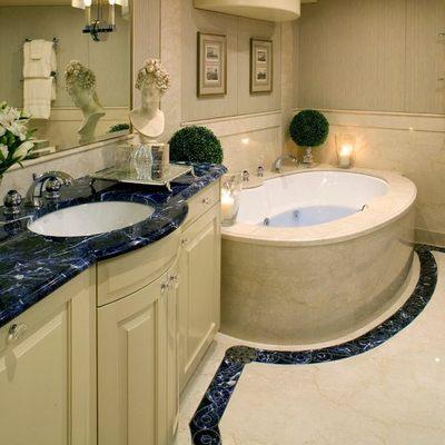 Top Five Yacht Master Bathroom