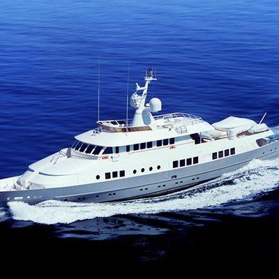 Berzinc Yacht Running Shot