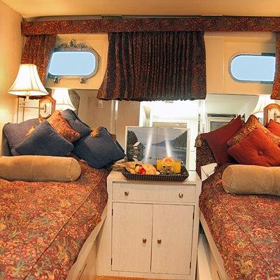 Kayana Yacht Twin Stateroom