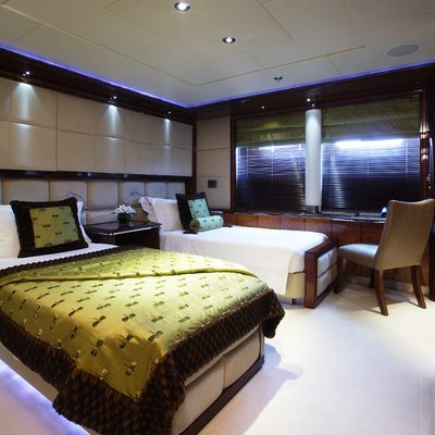 Talisman Maiton Yacht Twin Stateroom