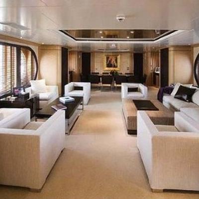 Mercury Yacht Saloon