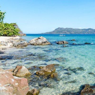 Tanikely Marine Reserve & Komba Island