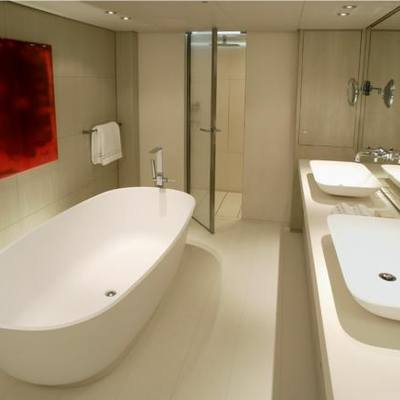 Red Dragon Yacht Master Bathroom