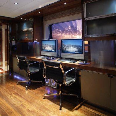 Talisman Maiton Yacht Games Room