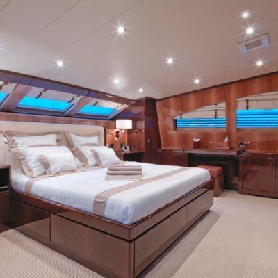 Kadimo's Yacht Master Stateroom