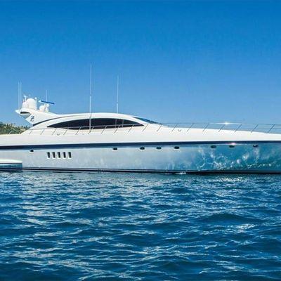 Crazy Too Yacht