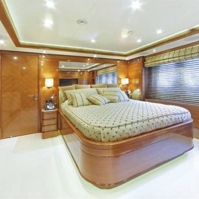 Harmony III Yacht VIP Stateroom