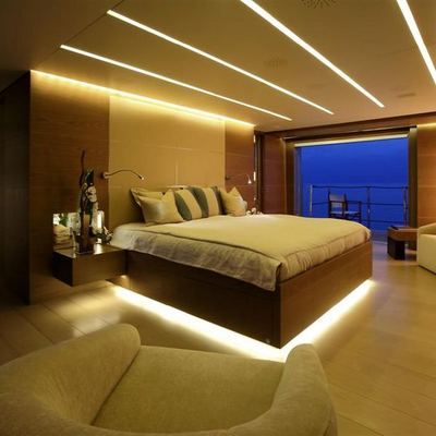 Bliss Easy Yacht Master Stateroom