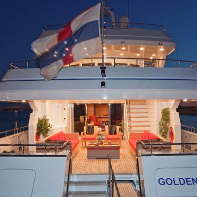 Golden Horn View of Aft Deck