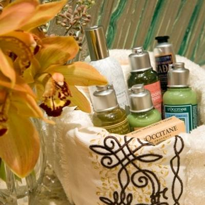 Sojourn Yacht L'Occitane Amenities