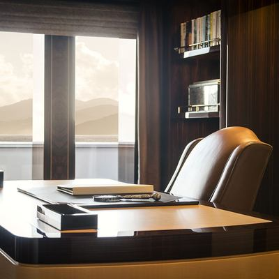 Solandge Yacht Private Office