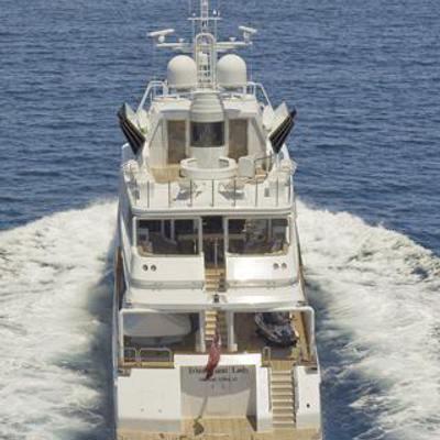 Triumphant Lady Yacht Aft Decks