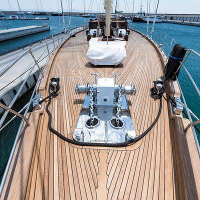 Chronos Yacht