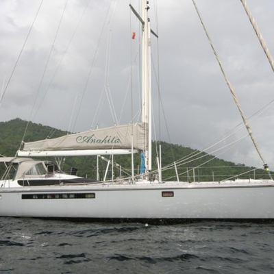 Anahita Yacht