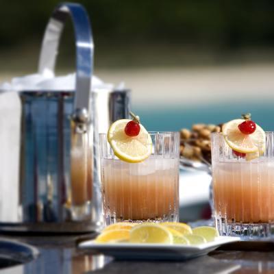 Envy Yacht Cocktails