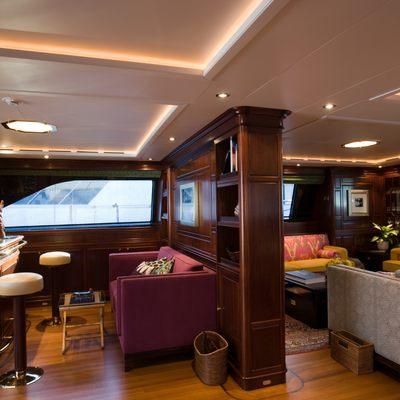 Blush Yacht Salon