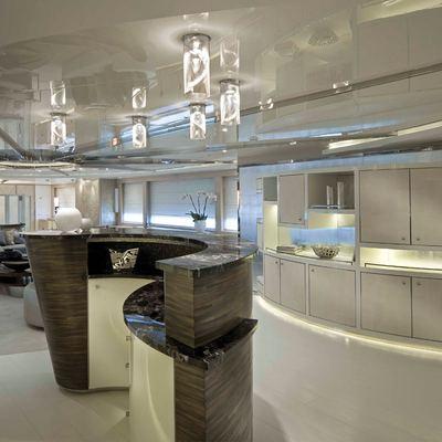 Light Holic Yacht Main Salon