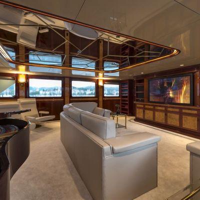 Cloud Atlas Yacht
