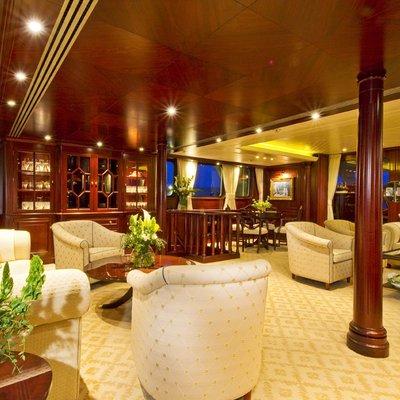 Legend Yacht Main Salon