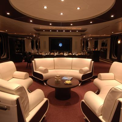 Global Yacht Dining & Seating