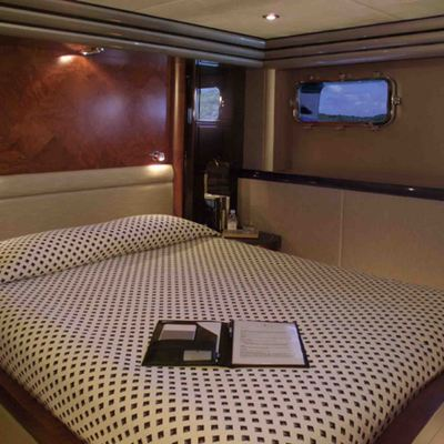 Silver Dream Yacht Guest Stateroom