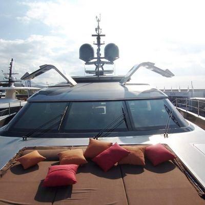 4A Yacht Foredeck Sunpads
