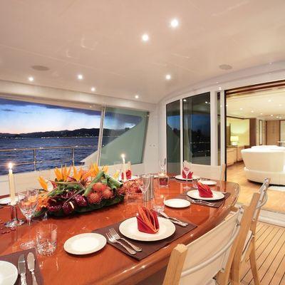 Stormborn Yacht