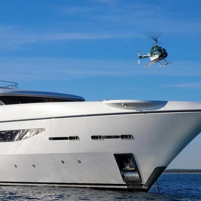 Quantum of Solace Yacht