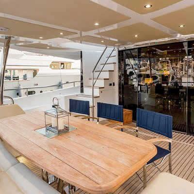 Stardust of Poole Yacht