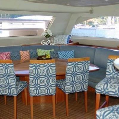 Good Vibrations Yacht