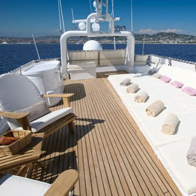 Sea Lady II Exterior Seating