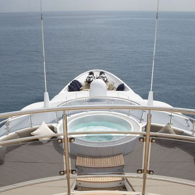 Talisman Maiton Yacht Deck View