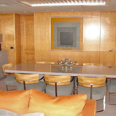Secret Love Yacht Dining Table