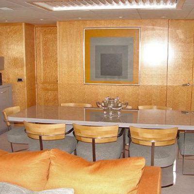 Secret Love Yacht Dining Table