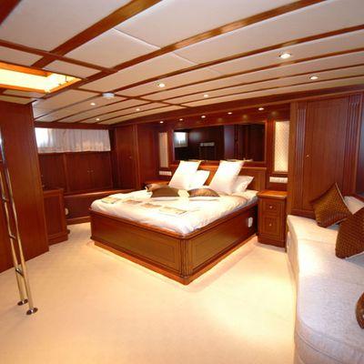 Gem Yacht Master Stateroom