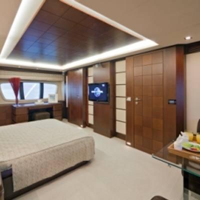 Andreika Yacht Master Stateroom