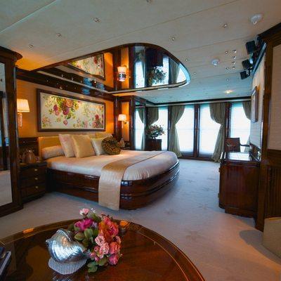RH2 Yacht Master Stateroom