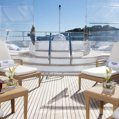 La Tania Yacht Jacuzzi & Sundeck