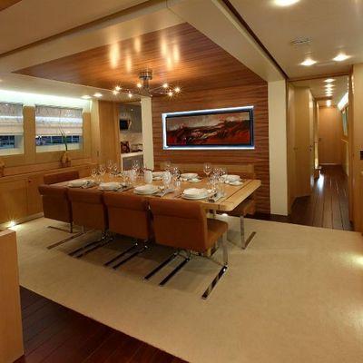 Espresso Yacht Dining Salon