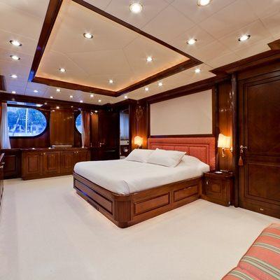 Sophie Blue Yacht Master Stateroom