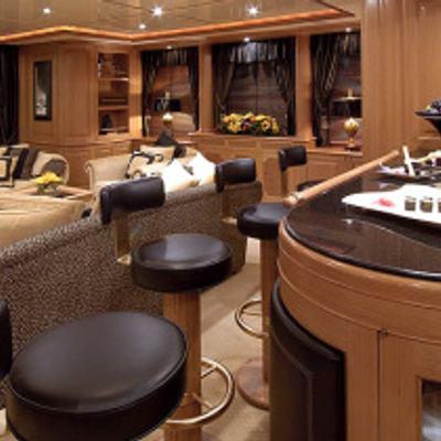 Aura Yacht Bar