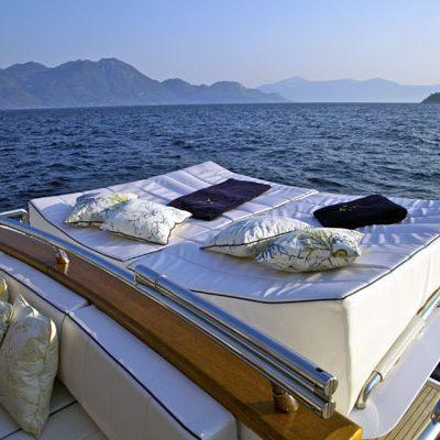 Marnaya Yacht Sun Pads