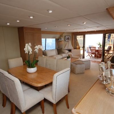 Atlantic Endeavour Yacht