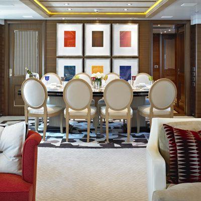 Kathleen Anne Yacht Dining Salon