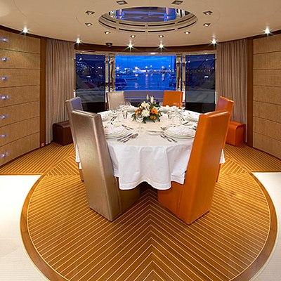 Matsu Yacht Dining Salon