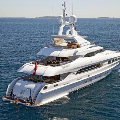 Manifiq Yacht Rear View
