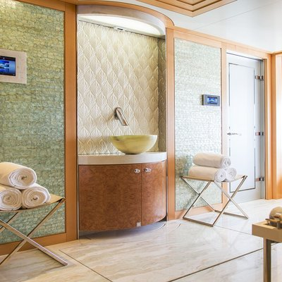 Solandge Yacht Spa Area
