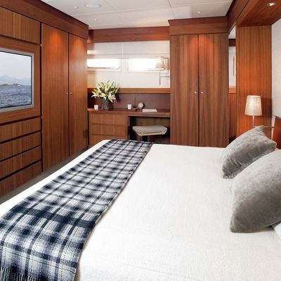 Il Cigno Yacht Guest Stateroom