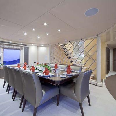Daloli Yacht Dining